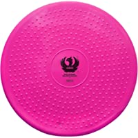 13 Inch Wobble Cushion, Wiggle Seat for Kids, Inflated Balance Disc, Improve Posture, Core Training, Fitness, Stability…