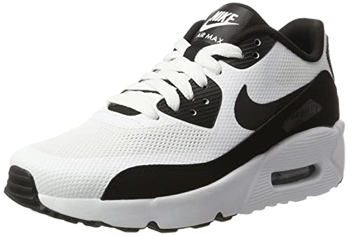 a75ee3467f7 Nike Unisex-Kinder Air Max 90 Ultra 2.0 (GS) Sneaker Weiß Black ...