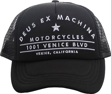 grande variété de modèles toujours populaire brillance des couleurs Deus Ex Machina Venise Adresse hommes casquettes de ...