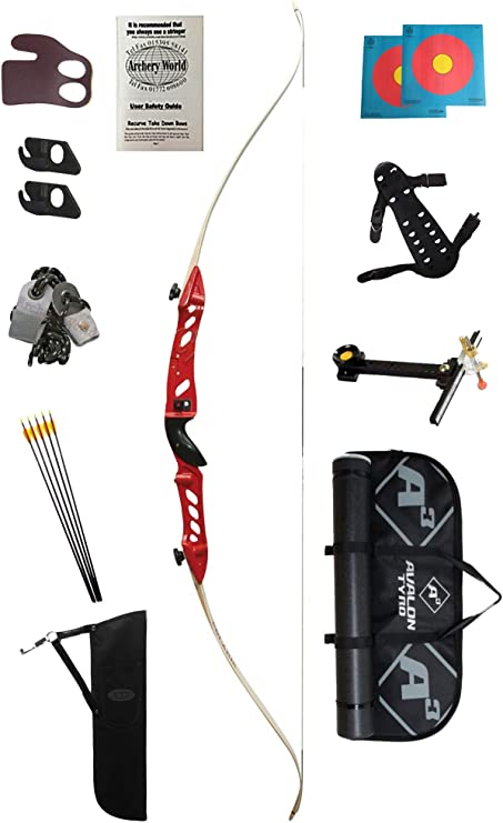 Arrow Rest Hunter x 5 for recurve bow
