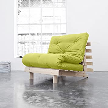 Karup Roots 90 Cm It S A Sofa A Bed And A Chaise Longue Green