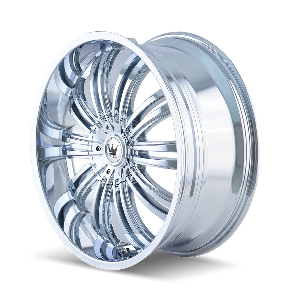 Mazzi Swank 363 Wheel with Chrome Finish (20x8.5''/10x115mm)