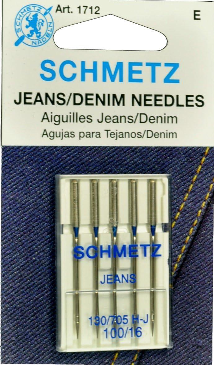 Dril de SCHMETZ Agujas para máquinas de coser: Amazon.es: Hogar