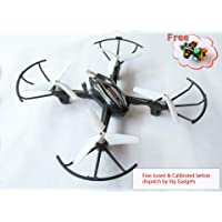 HX 750 Drone Quadcopter (Without Camera) (Black)
