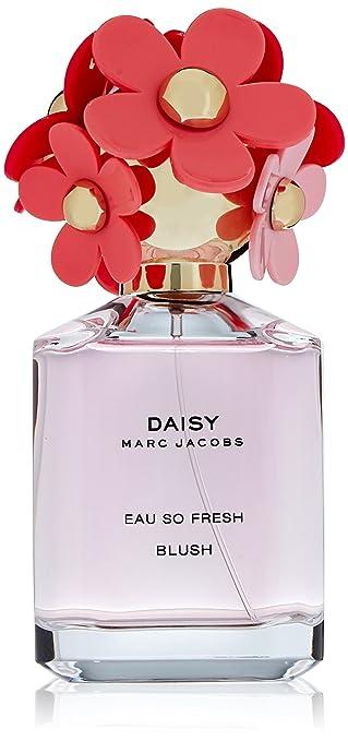 81b8dfbb728a Amazon.com : MARC JACOBS Daisy So Fresh Blush Eau de Toilette Spray, 2.5  Ounce : Beauty