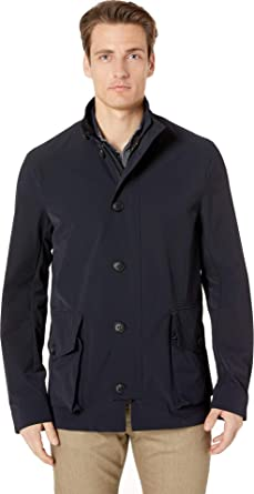 1fbd3a8ab49 Emporio Armani Blouson Homme blu 50 EU  Amazon.fr  Vêtements et accessoires