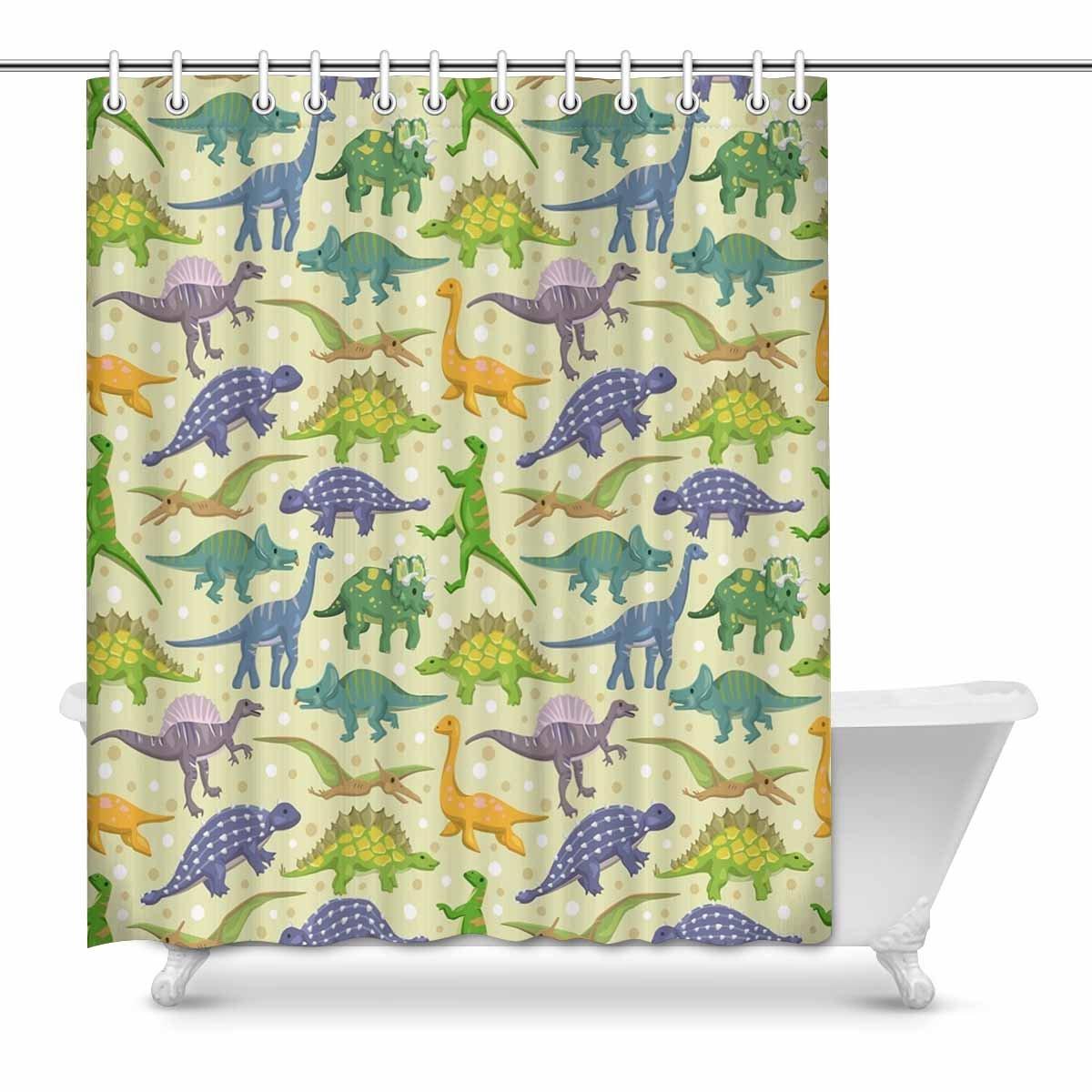 Pleasing Amazon Com Interestprint Dinosaur Pattern Print Art Decor Download Free Architecture Designs Jebrpmadebymaigaardcom