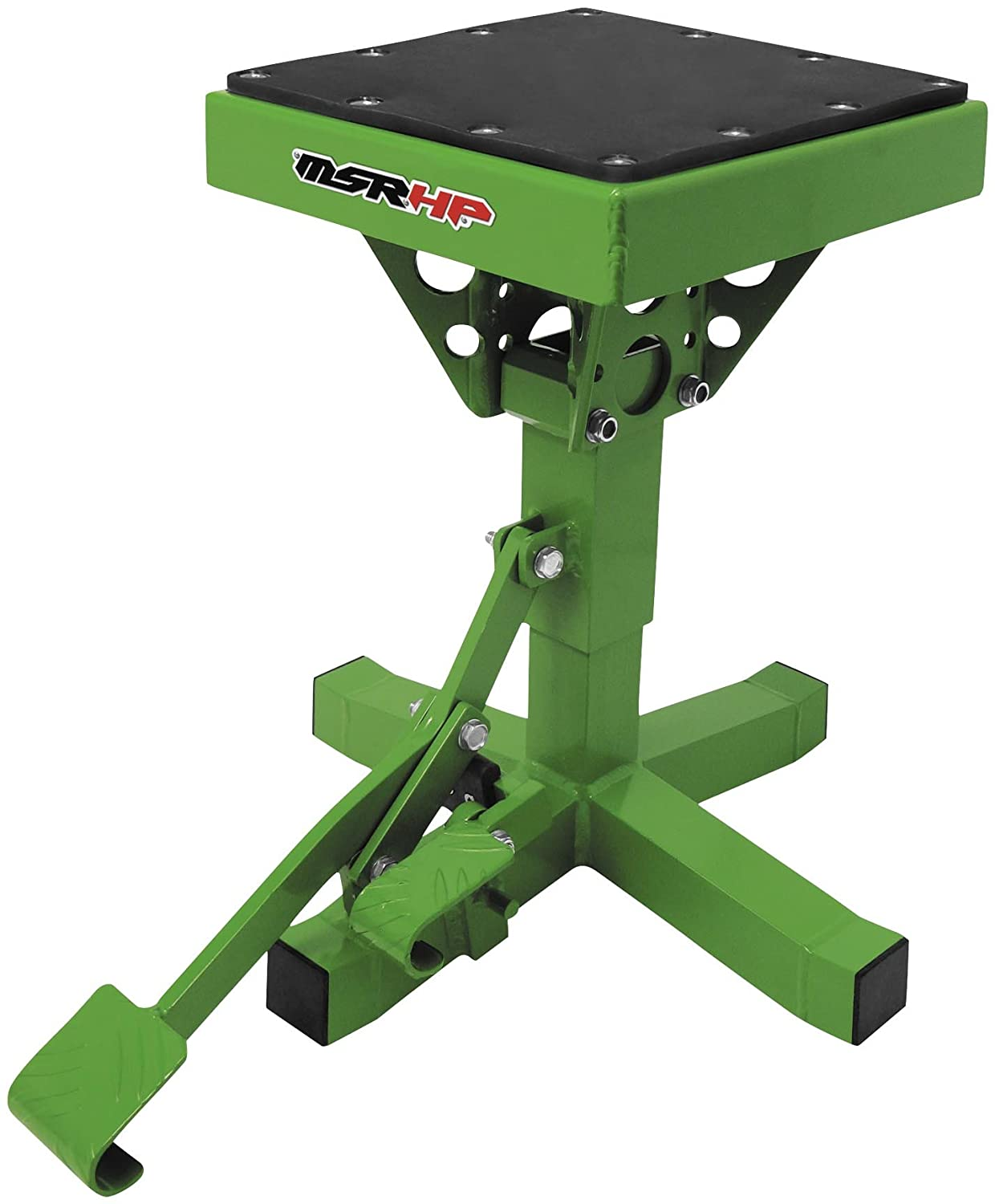 MSR MSRHP Adjustable Pro Lift Stand Aluminum Green LEPAZA5989