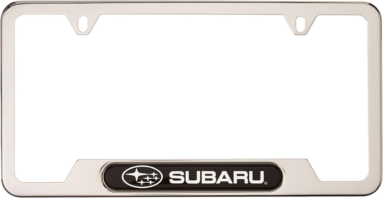 Stick Em Up Subaru License Plate Frame