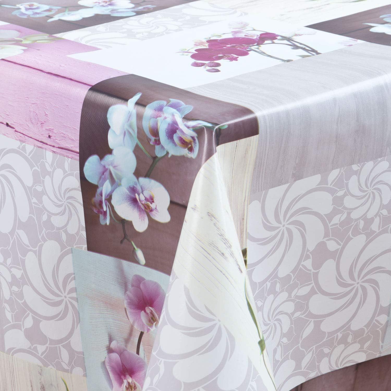Wachstischdecke Wachstuch-Tischdecke Abwaschbar Gartentischdecke Einhorn Unicorn