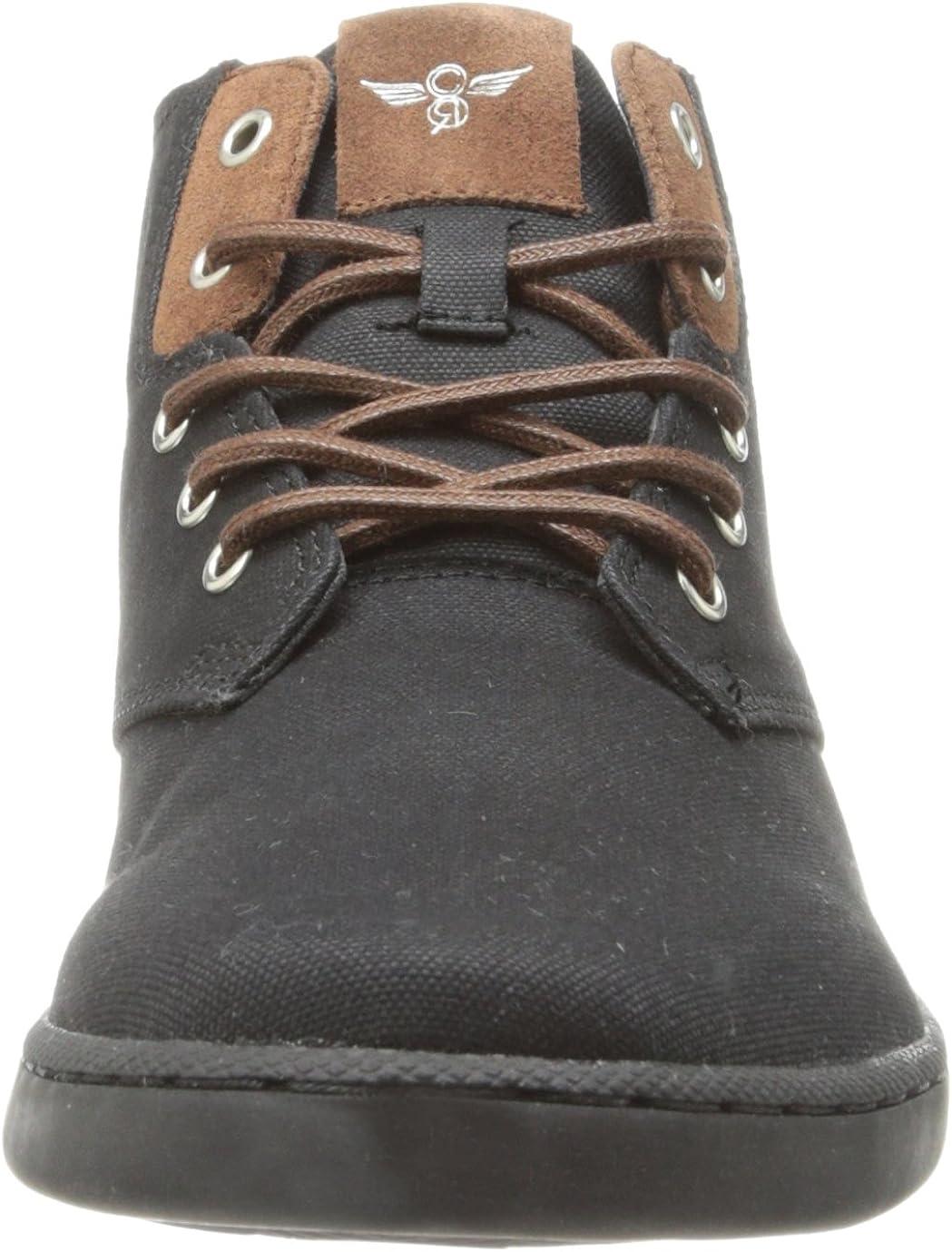 Creative Recreation Men's Vito Fashion Sneaker Black