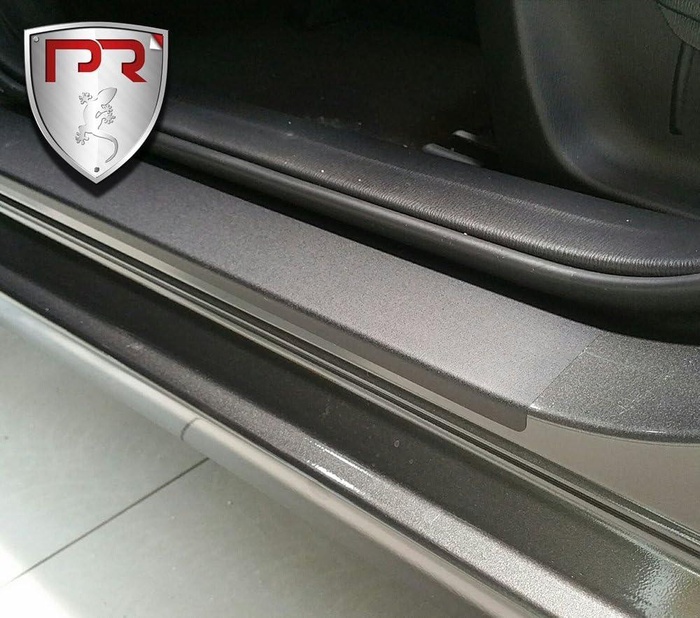 PR-Folia Einstiegsleisten f/ür Clio V // 5 Schutzfolie und Autofolie f/ür T/üreinstiege Steinschlagschutzfolie ab Bj. 09//2019 passend Lackschutzfolie in Transparent