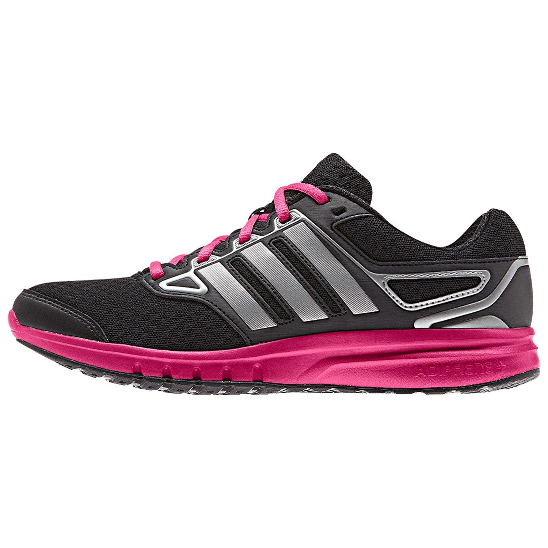 ADIDAS RUNNING WOMEN'GATEWAY 4 S SCHUH, SCHWARZ/SILBER, RASPBERRY Größe 38 UK 5