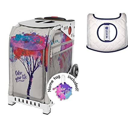 4960dc076680 Amazon.com : ZUCA Sport Bag - Color Your Life with Gift Seat Cover ...