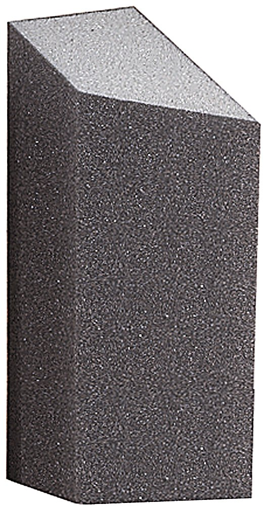 A&H Abrasives 959932, 50-pack, Sanding Accessories, Hand, Sanding Sponge-Coarse Double Slant
