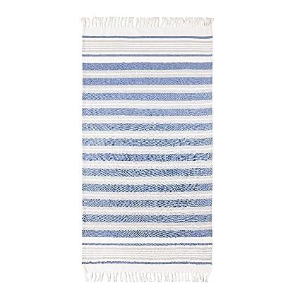"Barceló Hogar Fouta Playa Gobi"" Azul, 90x180 cm– Pareos Toalla de Playa"