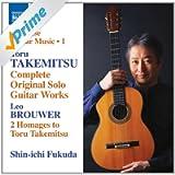 Japanese Guitar Music Vol. 1 [Shin-ichi Fukuda] [Naxos: 8.573153]