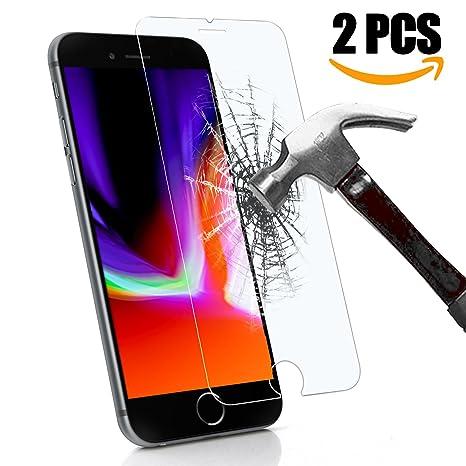 kktick 8 plus  Pellicola Protettiva iPhone 8 plus,Pellicola Protettiva iPhone 7 ...
