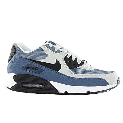 Nike Air Max 90 Essential Schuhe grey mist black new slate