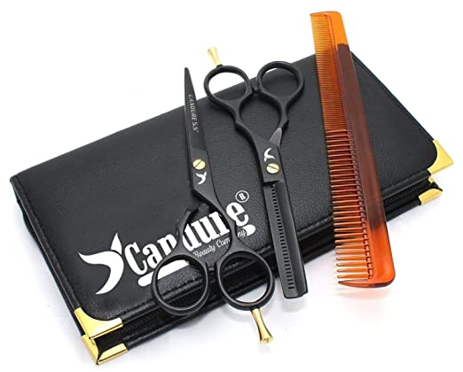"""32 opinioni per CANDURE®- 5.5"""" Forbici da parrucchiere- forbici parrucchiere- barbiere estetista"""