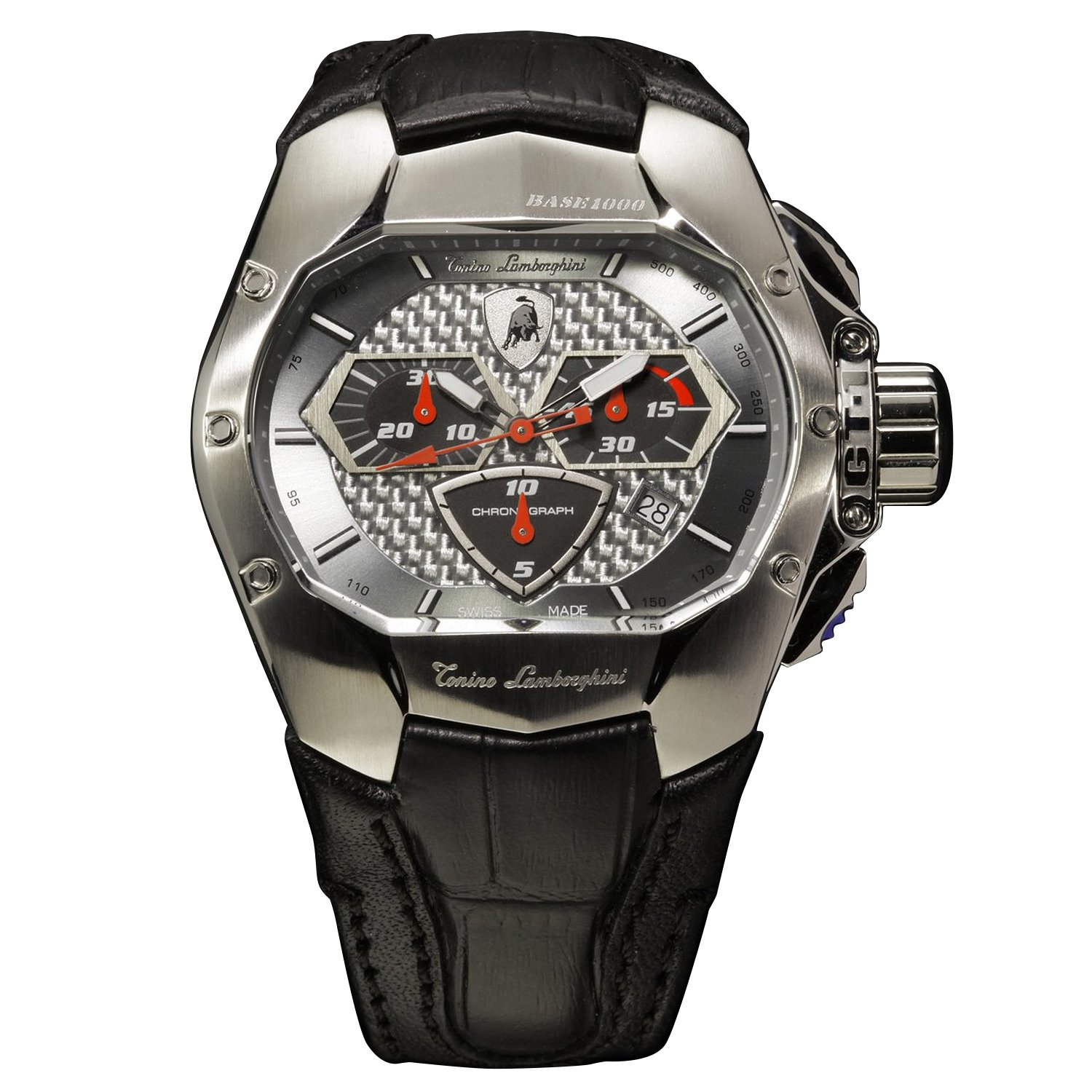 Tonino Lamborghini GT1 Chronograph 860S Watch by Tonino Lamborghini