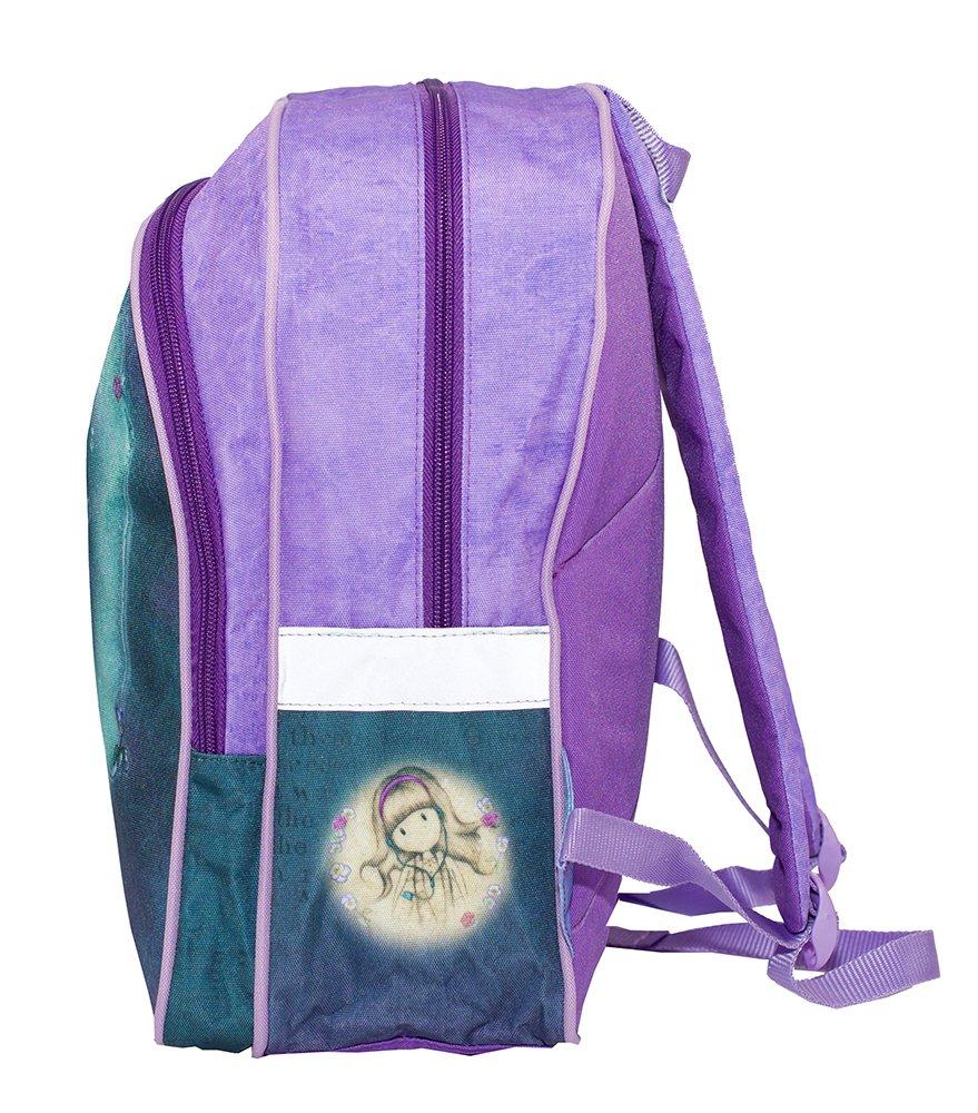 SANTORO GORJUSS Mochila escolar, violeta (morado) - G4183565: Amazon.es: Equipaje