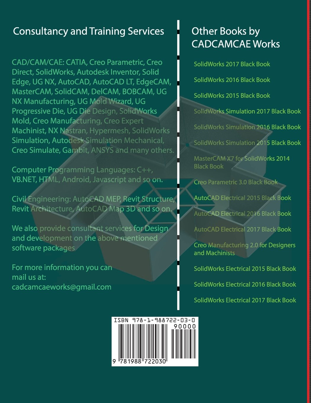 Creo parametric 4 0 black book colored amazon ca gaurav verma books