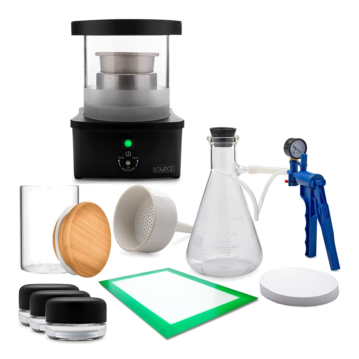 Amazon com: The Source Turbo By ExtractCraft: Kitchen & Dining