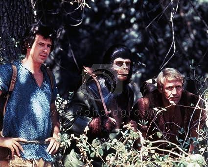 Planeta de los simios (TV) Ron Harper, Roddy McDowall, James ...