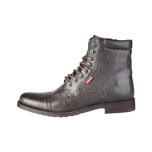 acheter en ligne 0c580 402f2 Homme ankle boots Levis 225989_794 - 44: Amazon.fr ...