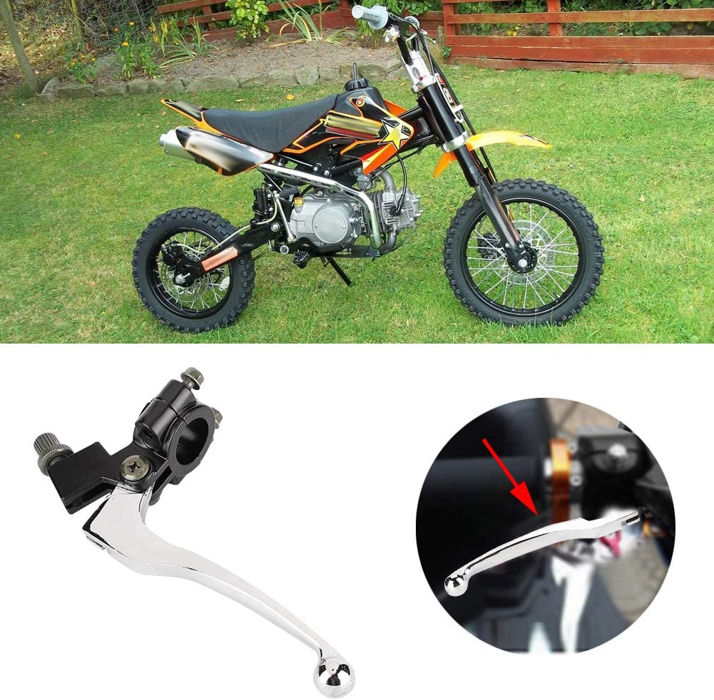 levier dembrayage de frein c/âble pour 125 140cc Stomp IMR SSR CRF 50 70 KLX110 Pit Dirt Bike C/âble dembrayage de frein