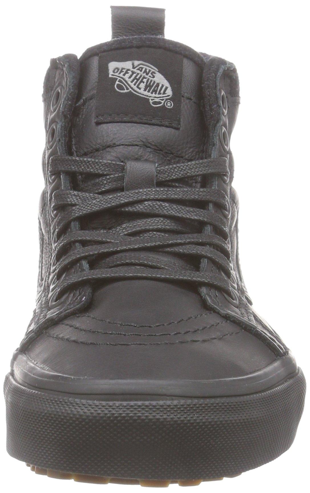 Vans Unisex SK8-Hi MTE (Mte) Black/Leather 11.5 Women / 10 Men M US by Vans (Image #4)