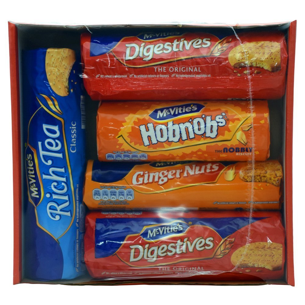 McVities Everyday Selection Biscuits - 1 x 5 Packs