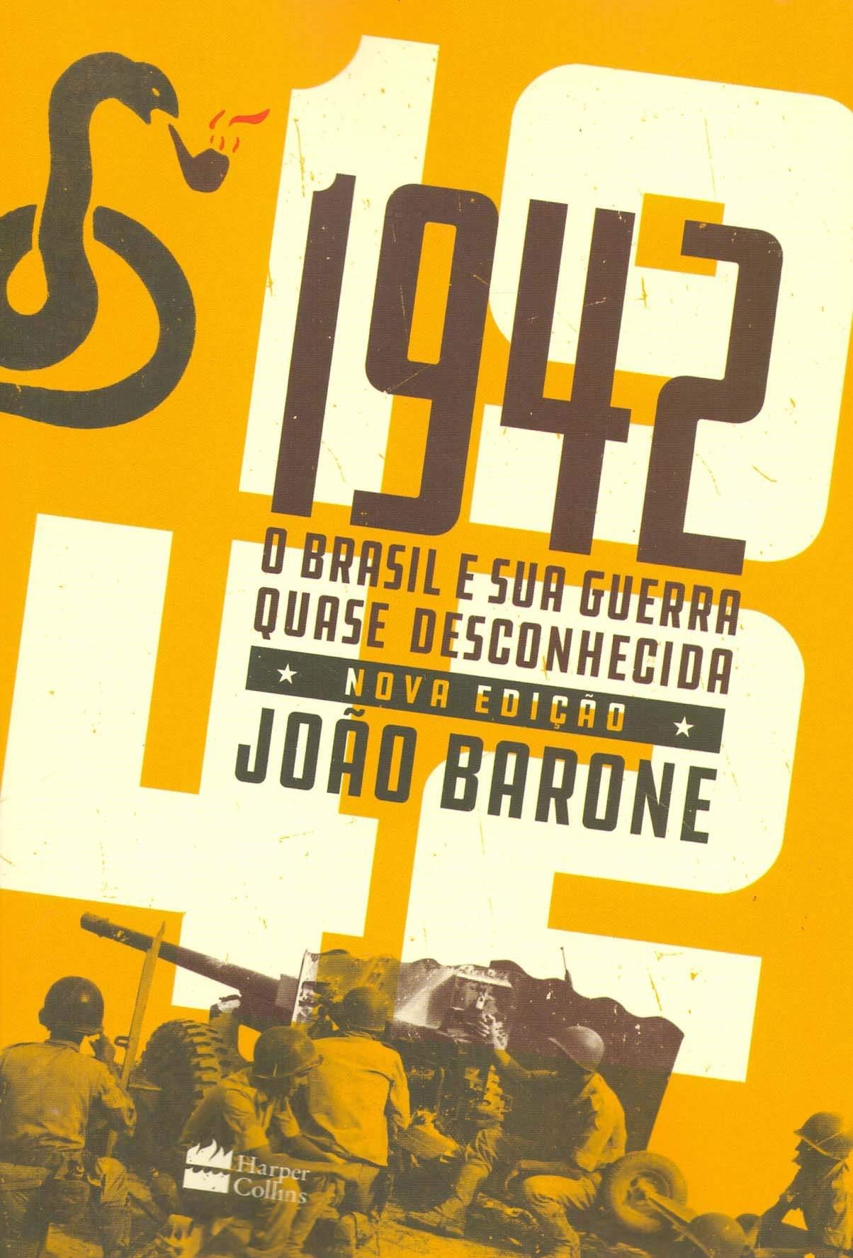 livro brasil na segunda guerra