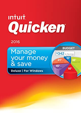 amazon com quicken deluxe 2016 personal finance budgeting