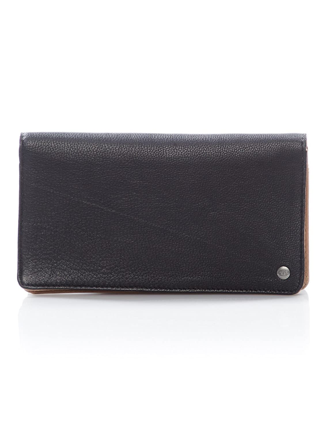 Animal Run Wild Polyester Wallet in Black