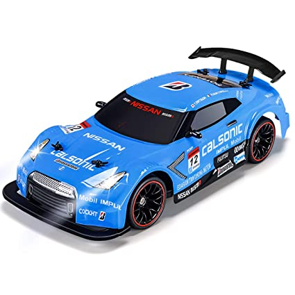 Film- & TV-Spielzeug Color random cars racer toys racing model electric four-wheel drive toyYE