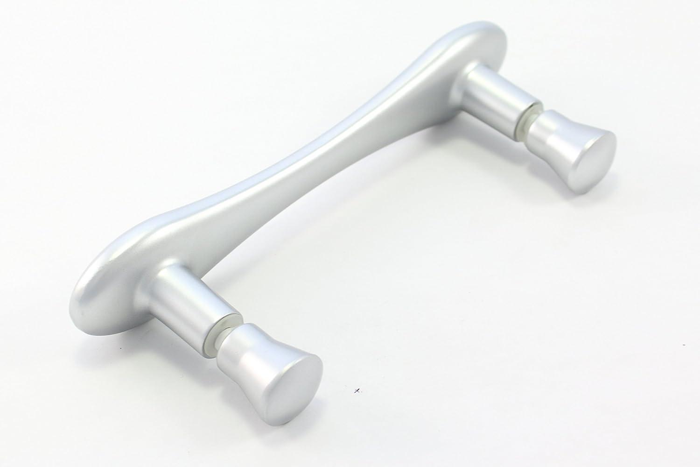 ; trou /à trou 145/mm Poign/ée de porte de douche en Plastique