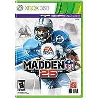 MADDEN NFL 25 XBOX 360 (USA IMPORT) REGION FREE