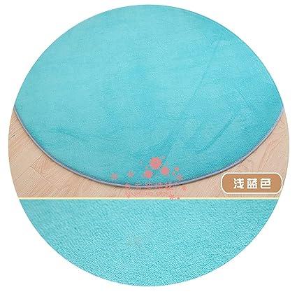 Amazon.com: Show-Show-Fashion Shop&Solid Color Carpet Rugs ...