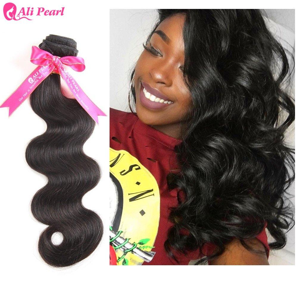 Amazon Ali Pearl 8a Brazilian Human Hair Bundles Body Wave