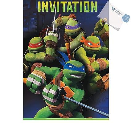 Amazon.com: Bargain World Paper Teenage Mutant Ninja Turtles ...