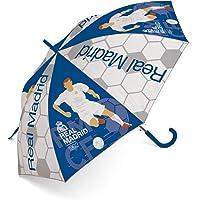 ARDITEX RM12979 Paraguas de poliéster del Real Madrid