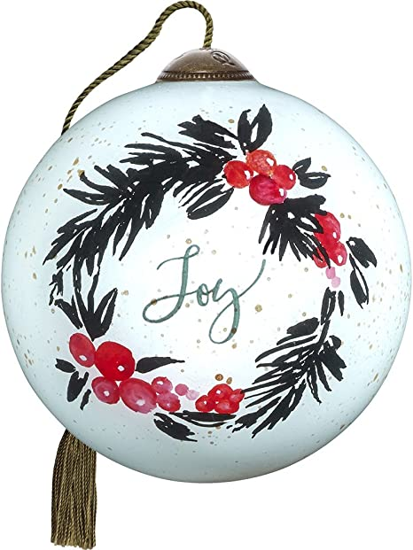Ne Qwa May Your Season Be Filled Joy Ornament Home Kitchen