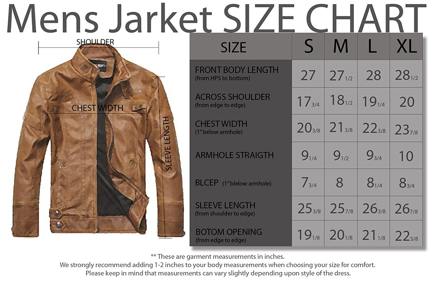 b679da51d URBAN K Men's Faux Leather Jacket with Quilted Pattern ¡¦