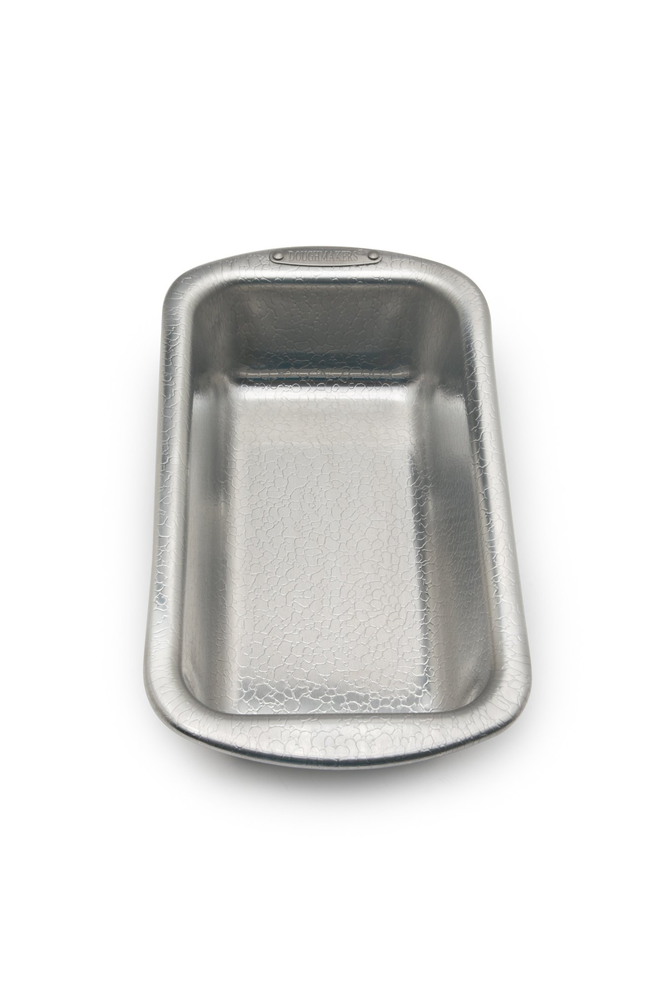 Loaf Pan Commercial Grade Aluminum 8.5'' x 4.5'' by Doughmakers (Image #2)