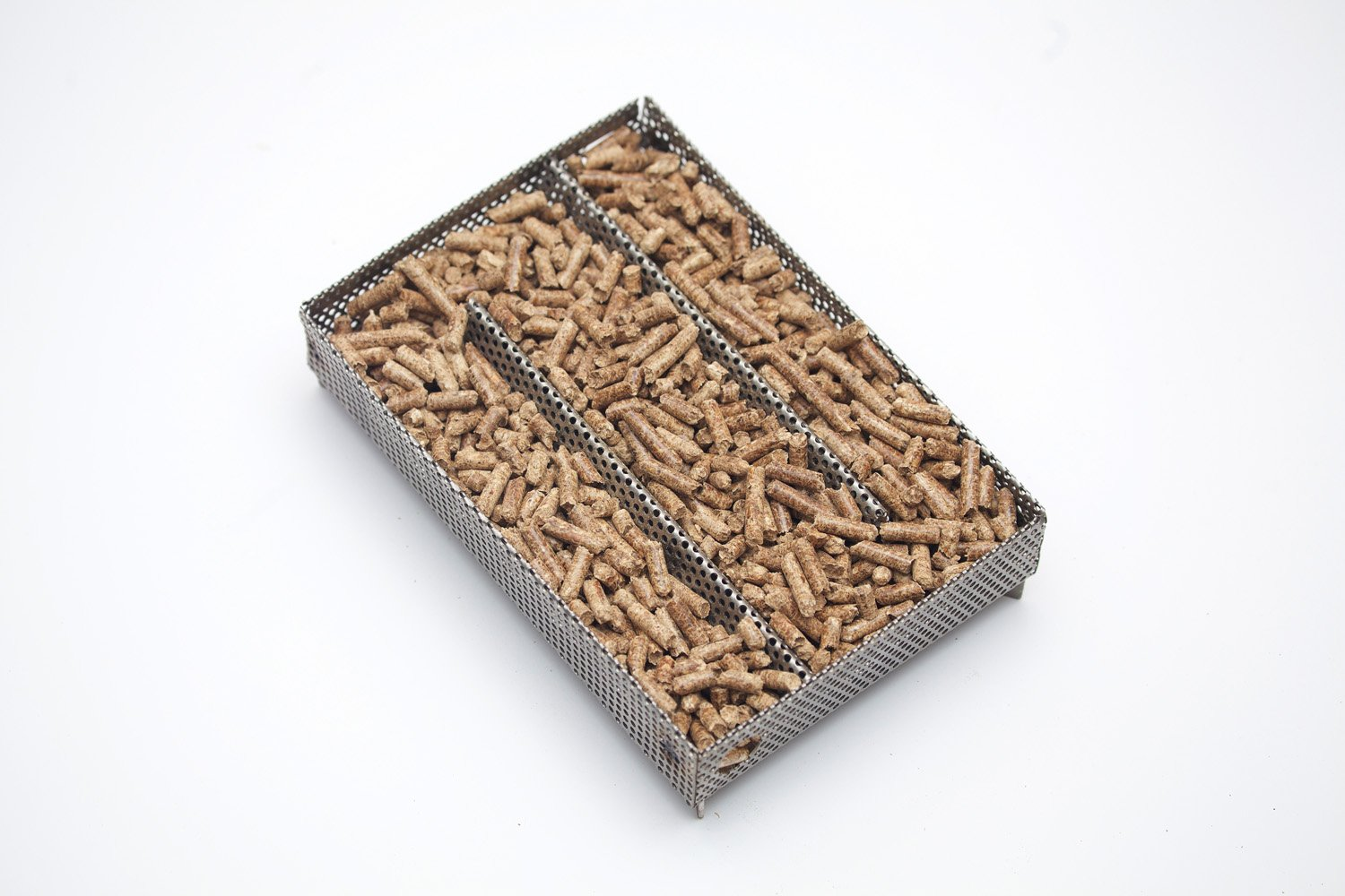 A-MAZE-N Maze 5'' L x 8'' W Pellet Smoker Prefilled With 100% Wood Hickory BBQ Pellets by A-MAZE-N (Image #2)