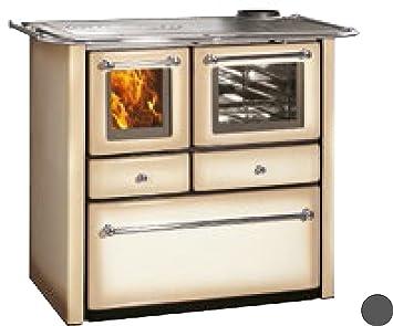 Cucina A Legna Lincar.Cucina Legna Lincar Gaia 148 V Fucile Riscaldamento Amazon Co Uk