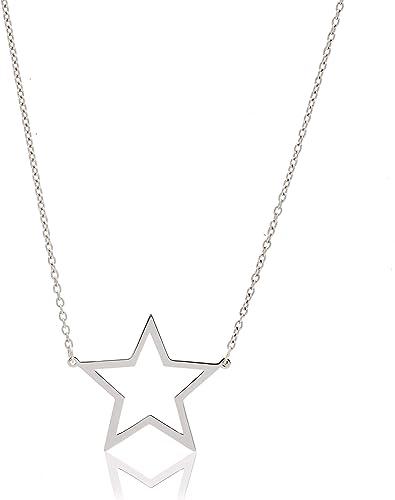 Star Pendant Necklace