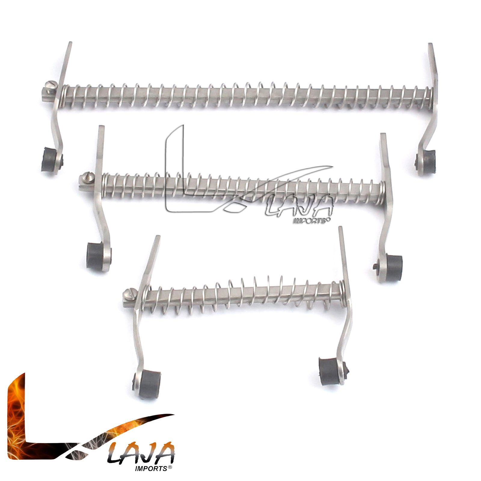 LAJA IMPORTS 3 CANINE MOUTH GAG VETERINARY INSTRUMENTS
